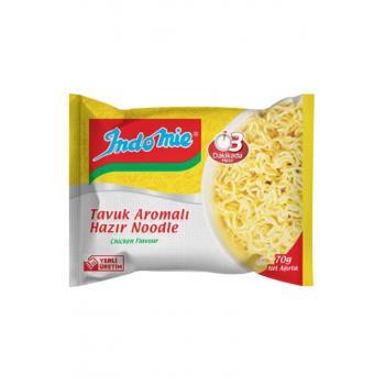 Tavuk Çeşnili Hazır Noodle 70gr