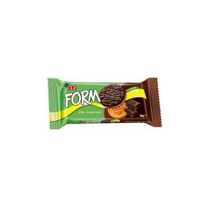 Form Çikolata Kaplı Lifli Bisküvi 50 gr