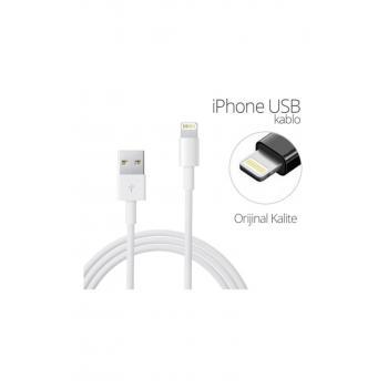 Ack-03 Iphone Usb Lightning Veri Data Şarj Kablo 2a 1 mt.