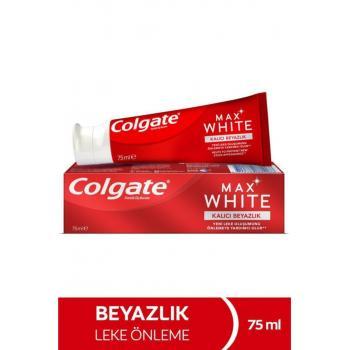 Max White Kalıcı Beyazlık Beyazlatıcı Diş Macunu 75 ml