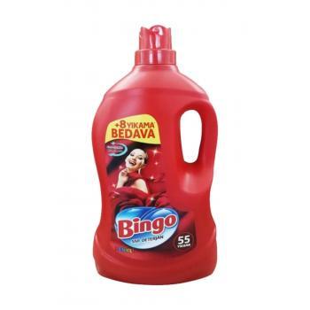 Sıvı Deterjan Renkli 50 Yıkama 3000 ml