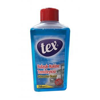 Tex Bulaşık Makine Temizleyici 250 ml