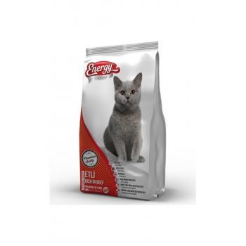 Etli Yetişkin Kedi Maması 500 gr