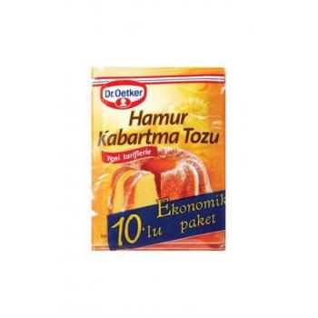 Kabartma Tozu 10'lu