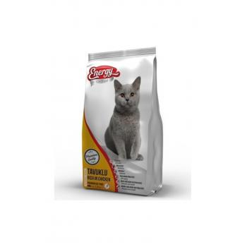 Cat Food Energy Tavuklu Yetişkin Kedi Maması 500 gr