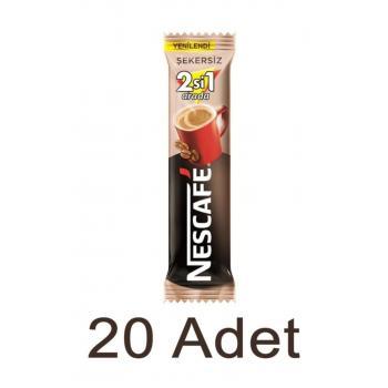 2 Si 1 Arada 20 Li Paket ( 10 gr X 20 Adet )