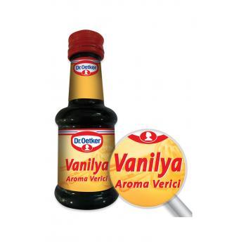 Dr.oetker Sıvı Aroma Verici Vanilya 38 Ml