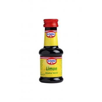Dr.oetker Limon Sıvı Aroma Verici 38 Ml