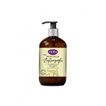 Değerli Yağlar Nemlendiricili Zeytinyağlı Sıvı Sabun 500ml