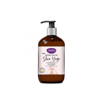 Değerli Yağlar Nemlendiricili Shea Yağı Sıvı Sabun 500ml