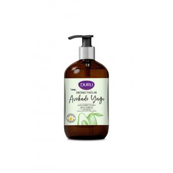 Değerli Yağlar Nemlendiricili Avokado Yağı Sıvı Sabun 500ml
