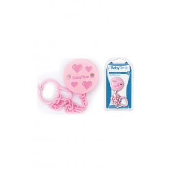 Bebe Time Desenli Emzik Askısı -02205