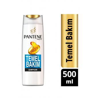 Temel Bakım Şampuan 500 ml