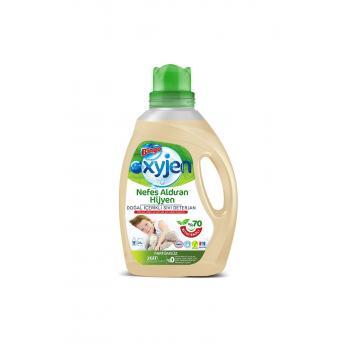 Oxyjen Doğal Içerikli Sıvı Çamaşır Deterjanı 1.170 Ml 18 Yıkama