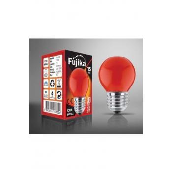 15 Watt Renkli Gece Lambası Ampulü Kırmızı Renk