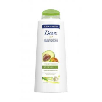 Dökülmeye Karşı Avakado Ve Kalendula Özlü Şampuan 600 ml