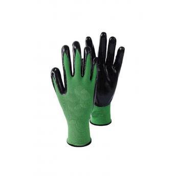 Bay-el Inşaat Eldiveni Orginal Yeşil-siyah No:10