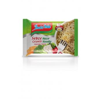 Paket Sebze Çeşnili Hazır Noodle 70gr