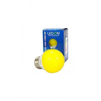 0.5w E27 Led Renkli Gece Ampulü 2 Adet