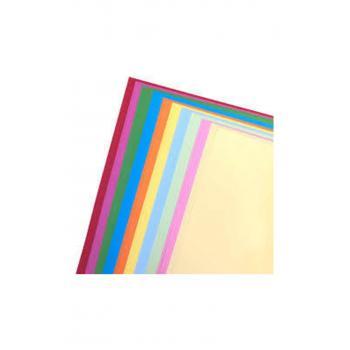 Renkli Fotokopi Kağıdı 10 Renk 30lu