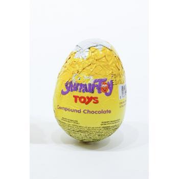 Yumurtoy 12'li Oyuncaklı Sürpriz Yumurta