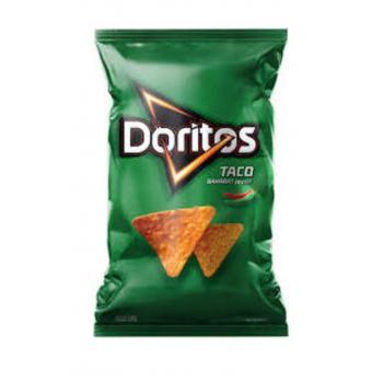 Doritos Taco Baharat Çeşnili Mısır Cipsi Party Boy 164 G 3 Paket