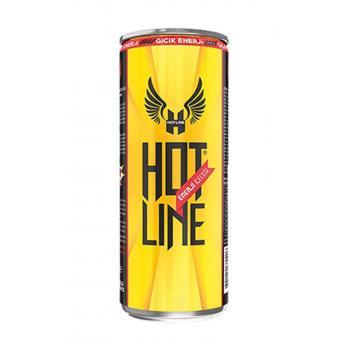 Hot Line Enerji İçeceği /250 ml */24 adet