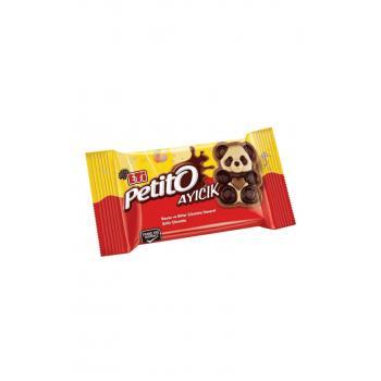 Petito Bambu Sütlü Çikolata 15 Gr