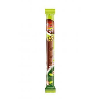 Antep Fıstıklı Sütlü Çikolata 34 Gr