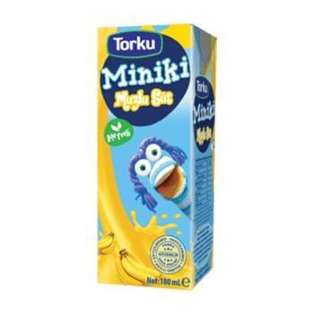 Süt Muzlu 180 ml