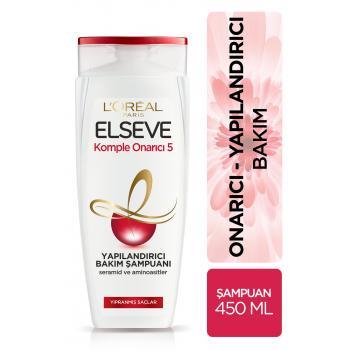 Komple Onarıcı 5 Yapılandırıcı Bakım Şampuanı 450 ml
