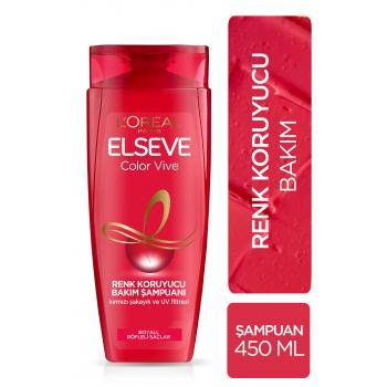 L'oréal Paris Colorvive Renk Koruyucu Bakım Şampuanı 450 ml