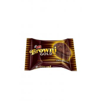 Brownı Gold Kakaolu Daha Soslu Kek 45 gr