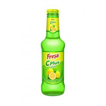 C Plus Limonlu Soda 200 ml 24 ADET