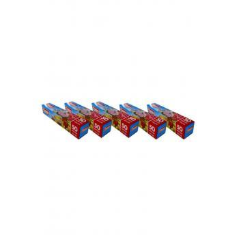 Buzdolabı Poşeti Kilitsiz 50 Li (5 Paket)