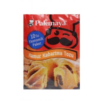 PAKMAYA  Kabartma Tozu 10X10 gr *4   PAKET