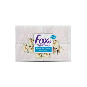Klasik 4 Adet Beyaz Kalıp Sabun 600gr