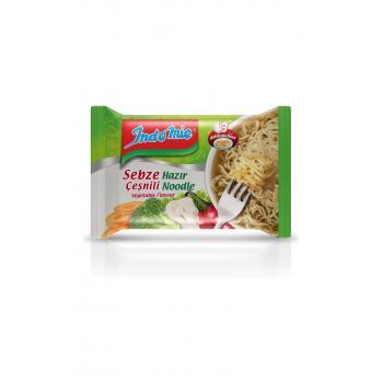 Indomıe Paket Sebzelı Noodle 12 Gr   1 adet
