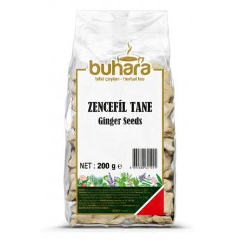 Buhara Zencefil Tane Bitkisel Çay 200 Gr