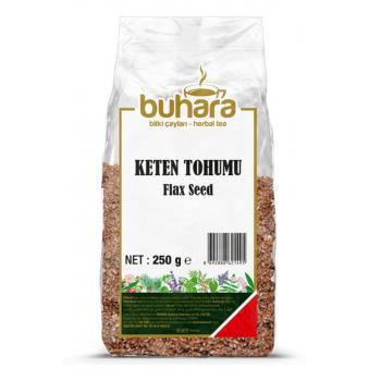 Buhara Keten Tohumu Bitkisel Çay 250 gr