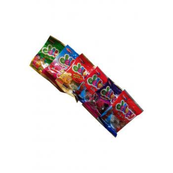 Jellopy Mix Jelibon Yumuşak Şeker 900 gr 36'lı