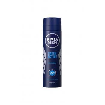 Fresh Sprey Deodorant 150 Ml Erkek