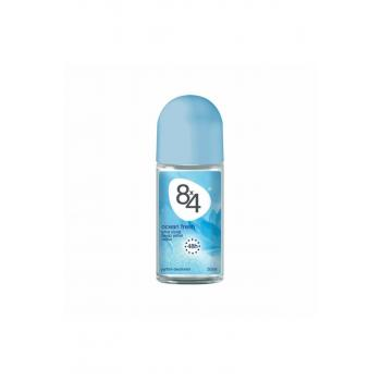 8X4 Roll-On Kadın Deodorant Ocean Fresh 50ml