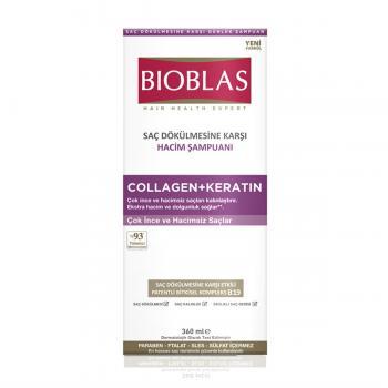 Bioblas Saç Dökülmesine Karşı Hacim Şampuan 360 ml