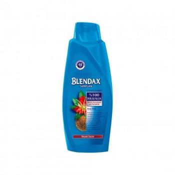 Blendax Boyalı Saçlar İçin Kına Özlü Saç Kremi 600 ml