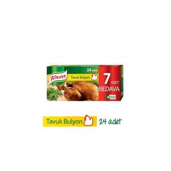 Knorr Tavuk Bulyon 24'lü 240 gr