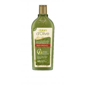 Dalan Şampuan D'Olive Zeytinyağlı Renk Koruyucu 400 ml