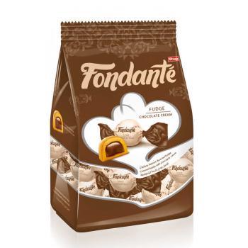 Fondante Fudge Çikolata Kremalı 1000 Gr. (1 Poşet)