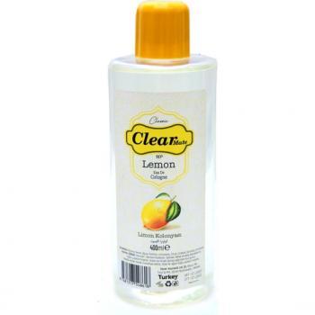 Clear Mate 400ml. 80 Derece Limon Kolonyası