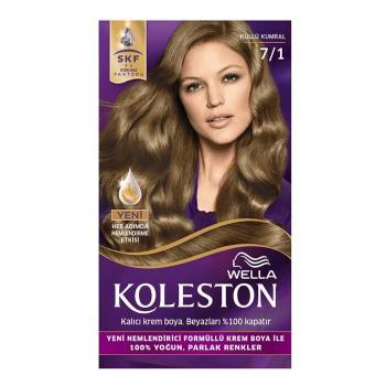 WELLA Koleston Set 7.1 Küllü Kumral Saç Boyası